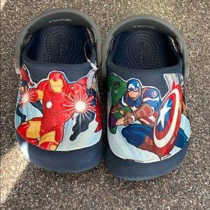 Crocs Avengers model